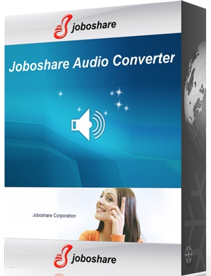 Joboshare Audio Converter 2.0.6 Build-0506