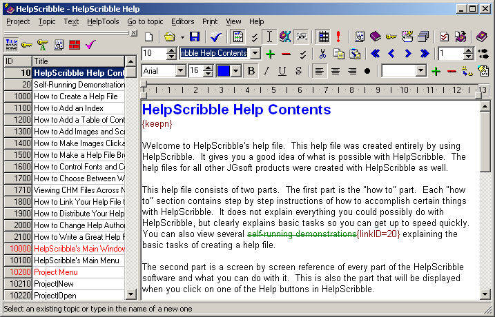 HelpScribble 7.8.3 Retail