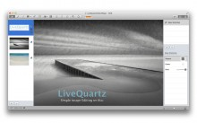LiveQuartz Photo Edit 2.5.12 Multilingual MacOsX