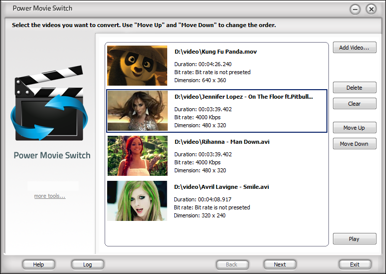 Power Movie Switch 4.1.6