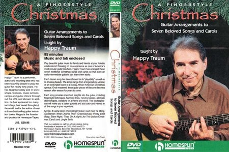 Homespun - Happy Traum - A Fingerstyle Christmas [repost]