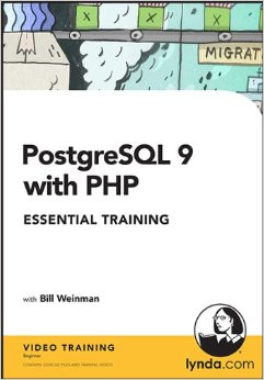 PostgreSQL 9 with PHP Essential Training [repost]