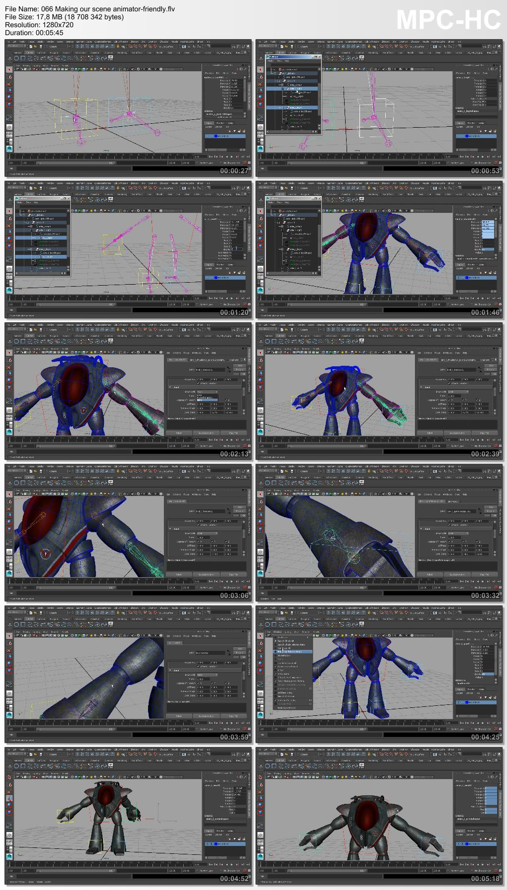 Dixxl Tuxxs - Introduction to Maya 2015