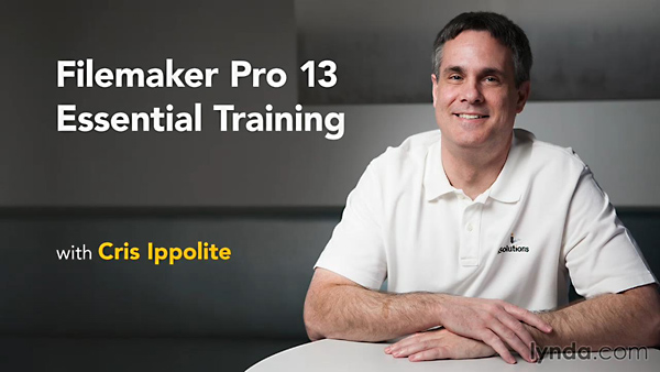 Lynda - FileMaker Pro 13 Essential Training