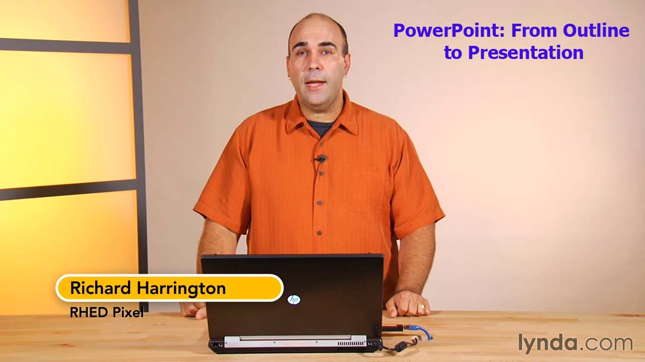 PowerPoint: From Outline to Presentation