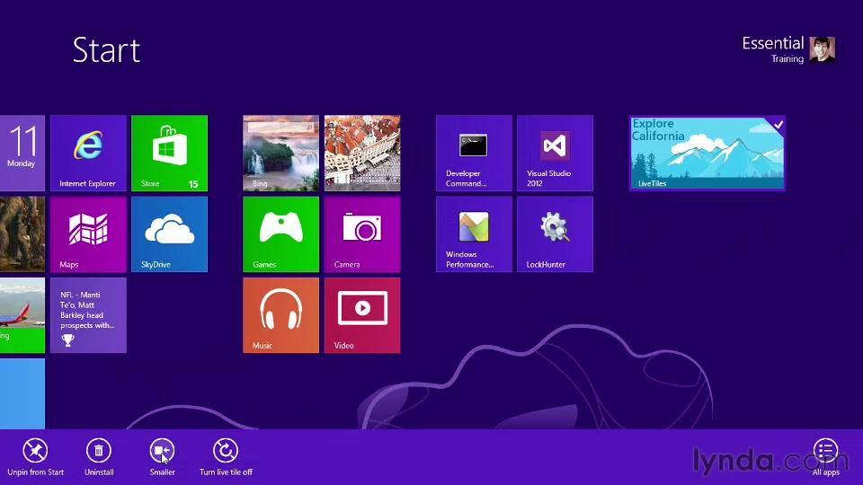 Building Windows Store Apps Essential Training (Repost)
