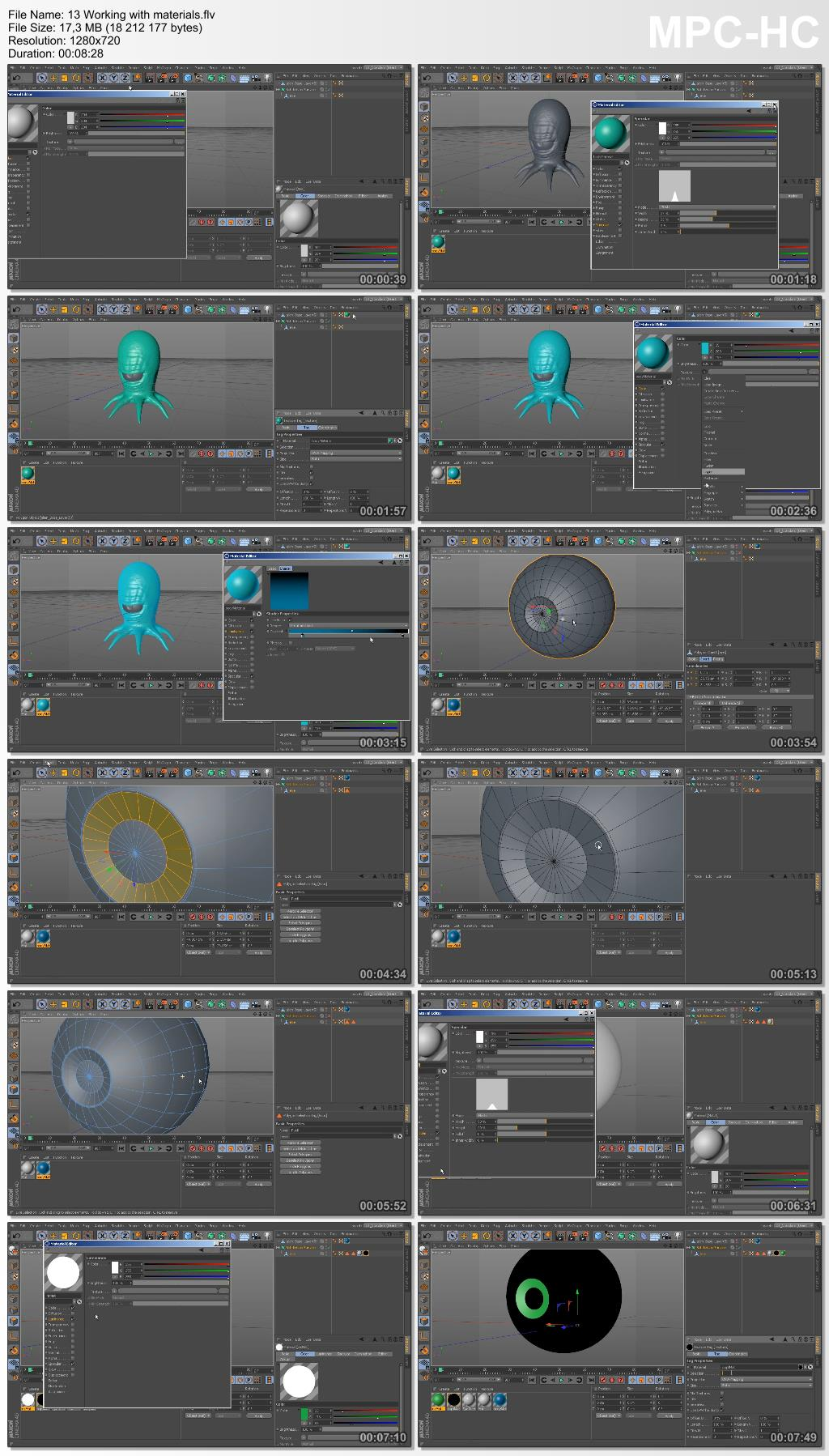 Dixxl Tuxxs - CINEMA 4D for Softimage Artists