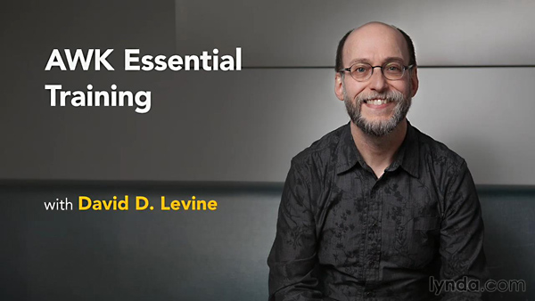 Lynda - AWK Essential Training