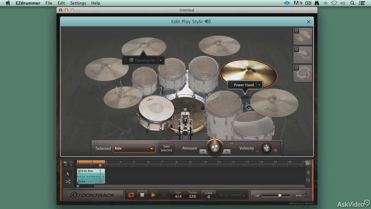 Ask Video - EZDrummer 2 Explored (2014)