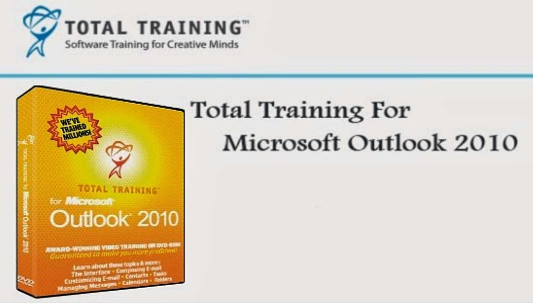 Total Training for Outlook 2010