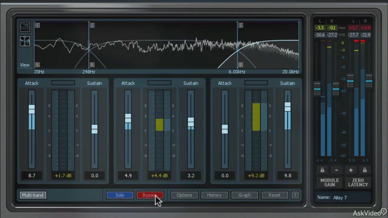 Ask Video - iZotope Alloy 2 Mixer's Toolbox (2014)
