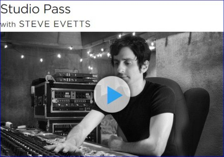 Creativelive - Studio Pass with STEVE EVETTS
