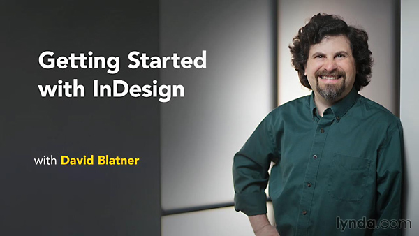 Lynda - Getting Started with InDesign