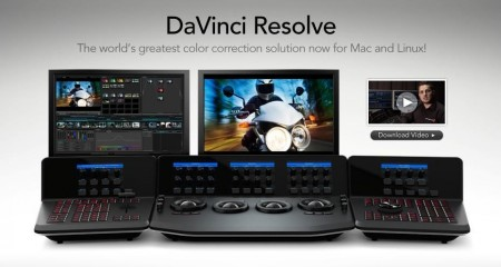 DaVinci Resolve 10.1.0.021 + Luster Power Grades + mLooks for Davinci Resolve