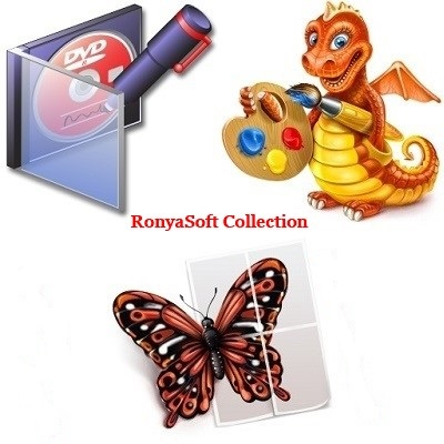 RonyaSoft Collection 13.05.2014 Portable