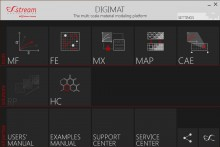 e-Xstream Digimat 5.1.1 x64