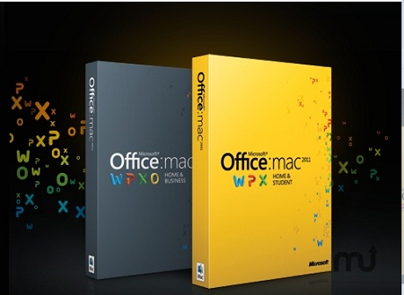 Office 2011 14.4.1 Full (Mac OS X)