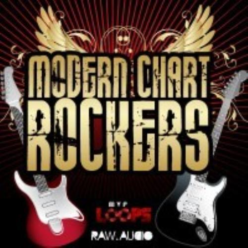 Raw Audio and MVP Loops Modern Chart Rockers ACiD WAV AiFF-MAGNETRiXX