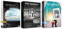 DxO Imaging Software Suite 04.2014 Multilingual Win/Mac