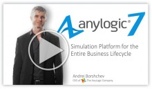 AnyLogic Professional 7.0.2 Multilingual x86/x64