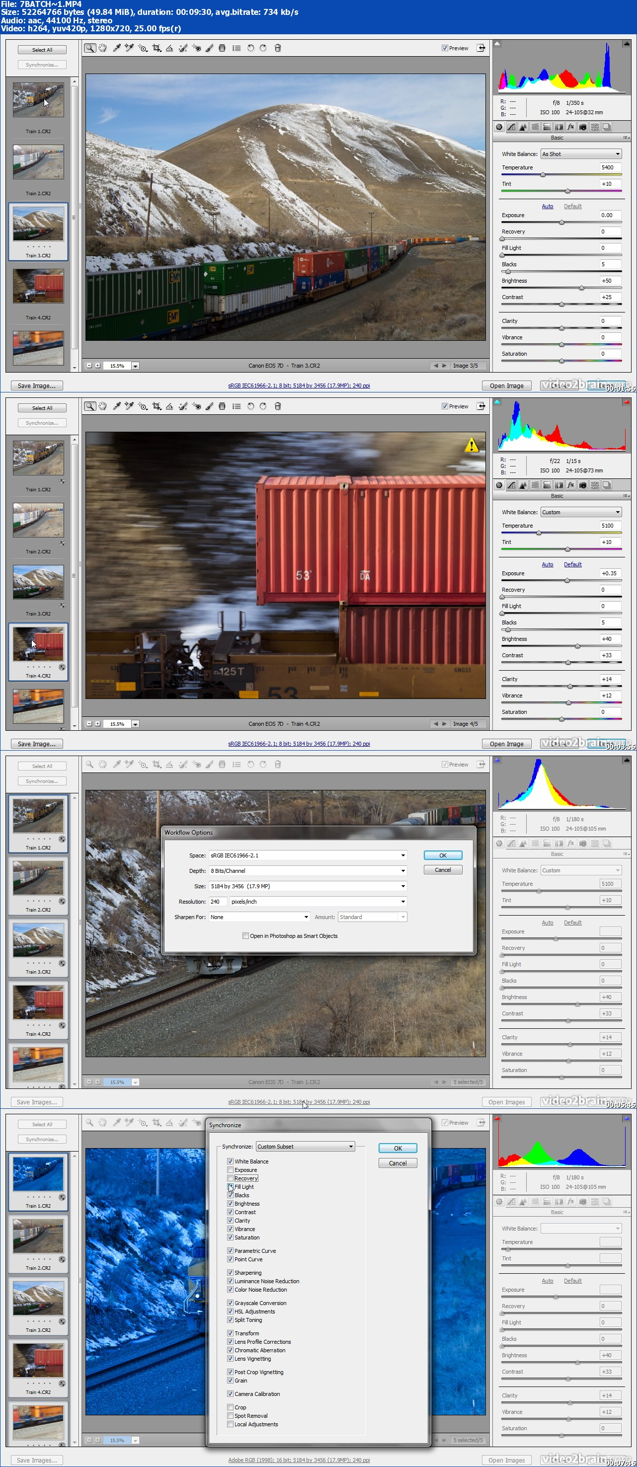 Peachpit Press - Automate Image Editing in Adobe Photoshop CS5 Learn by Video (Repost)