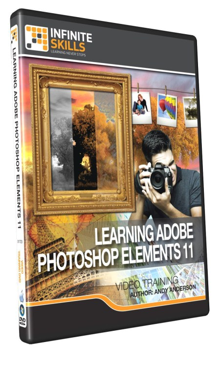 InfiniteSkills - Learning Adobe Photoshop Elements 11 (Reposted)