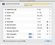 Disk Diet 5.4 Multilingual MacOSX