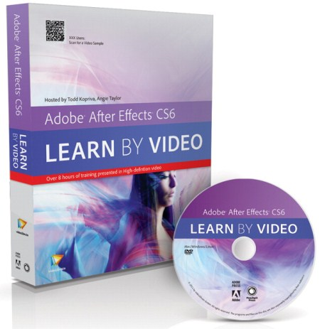 PeachpitPress - Adobe After Effects CS6 Learn by Video (Reposted)