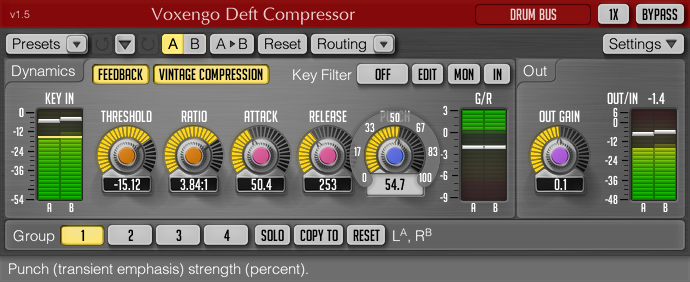 Voxengo Deft Compressor 1.5 (Win/Mac)