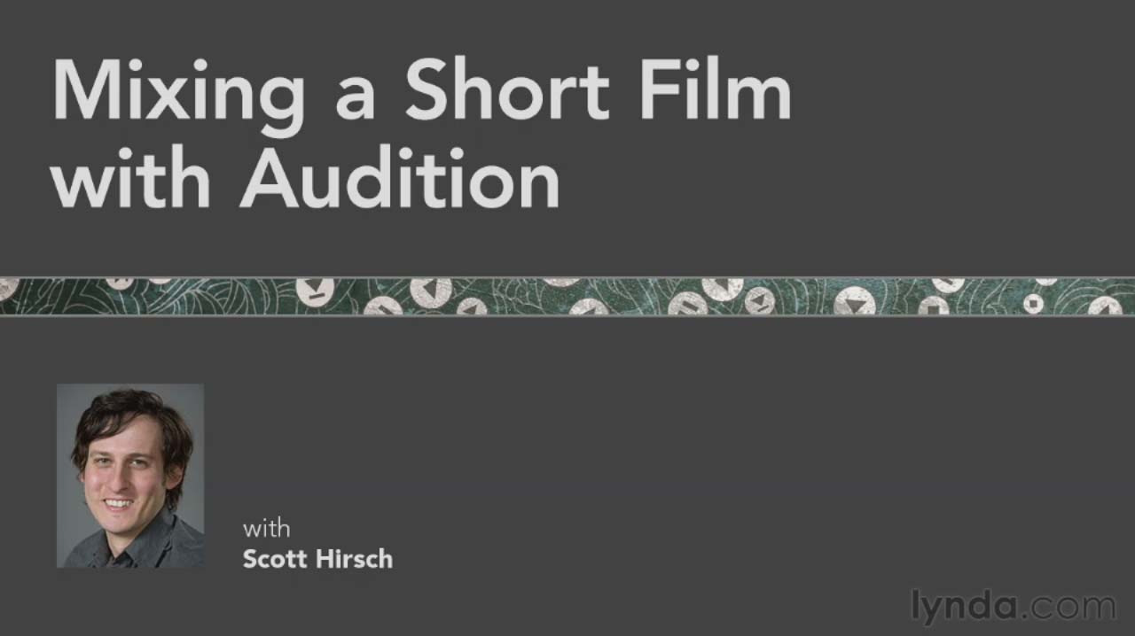 Mixing a Short Film with Audition (Repost)