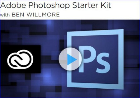 creativeLIVE - Adobe Photoshop Starter Kit with Ben Willmore