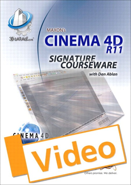 Peachpit Press - Cinema 4D Signature Courseware
