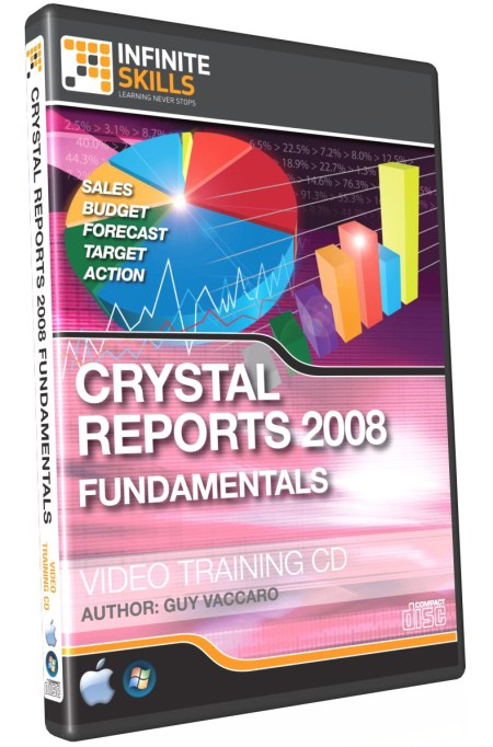 InfiniteSkills - Crystal Reports 2008 Fundamentals