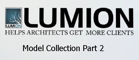 Lumion Model Collection Volume 2