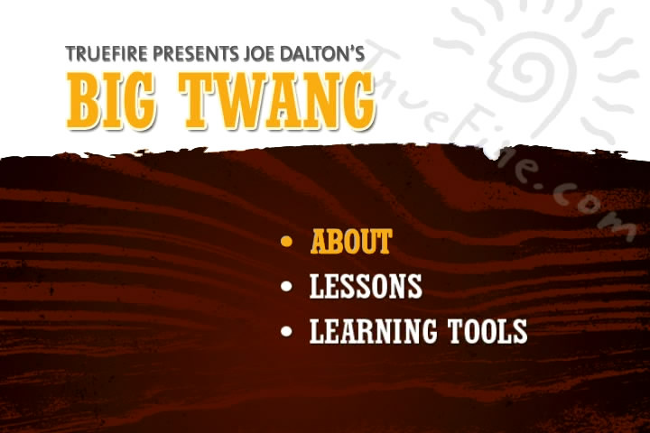 TrueFire - Joe Dalton - Big Twang