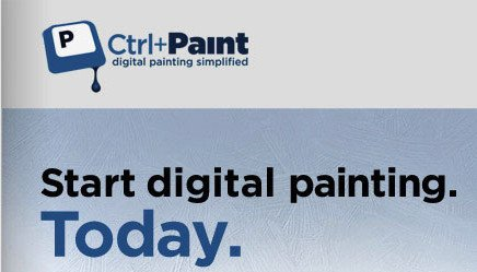 Ctrl+Paint - Digital Painting Simplified