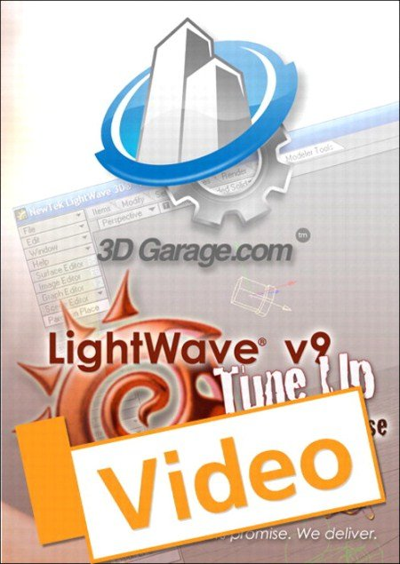 Peachpit Press - LightWave v9 Tune Up