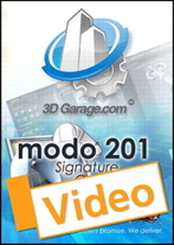 Peachpit Press - modo 203 Signature Courseware