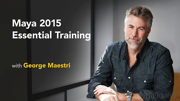 Lynda - Maya 2015 Essential Training