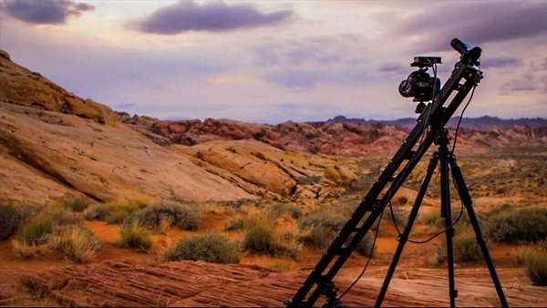 Lynda - Shooting a Time-Lapse Movie with the Camera in Motion