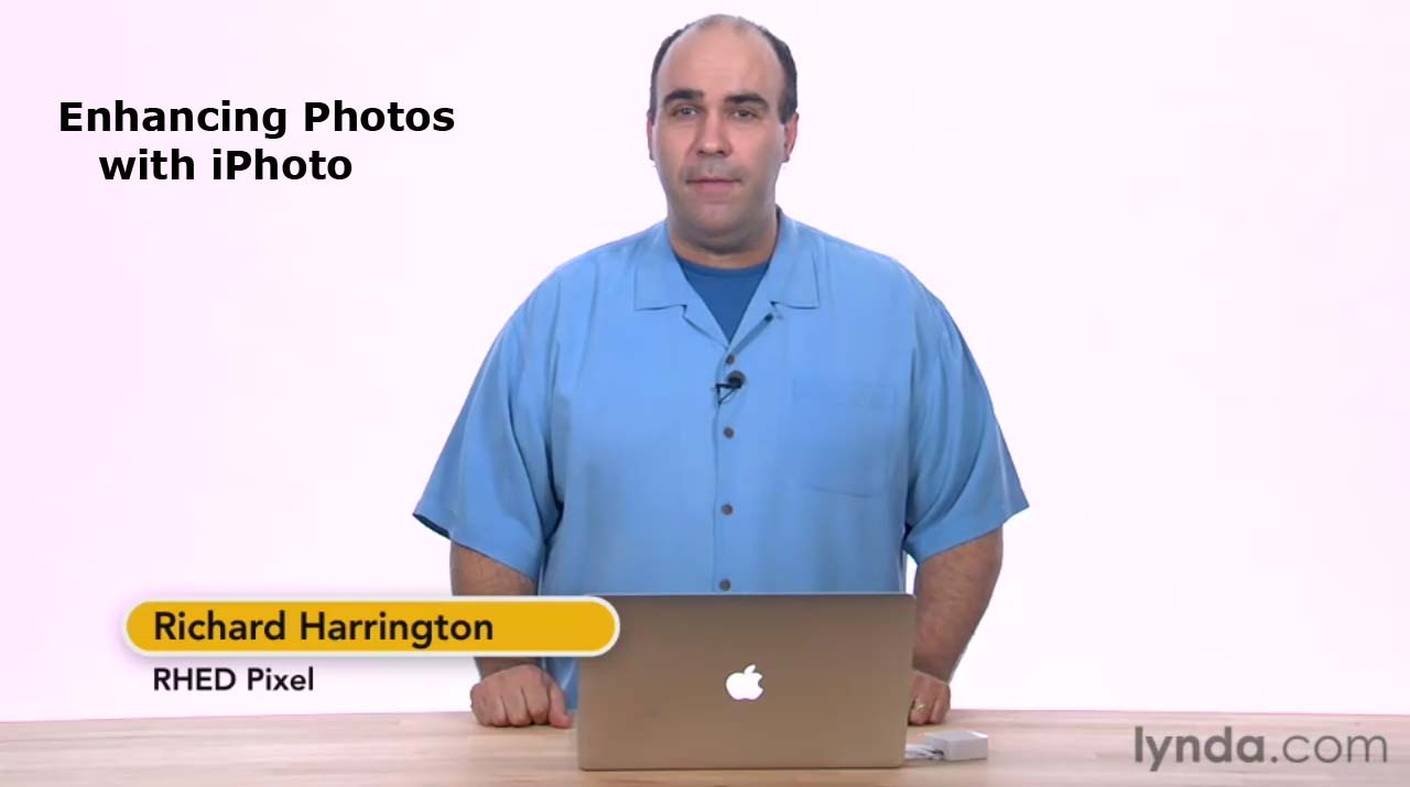 Enhancing Photos with iPhoto (Repost)