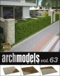 Evermotion – Archmodels vol. 63 (C4D)
