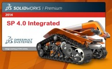 SolidWorks 2014 SP4.0 Multilanguage x32/x64