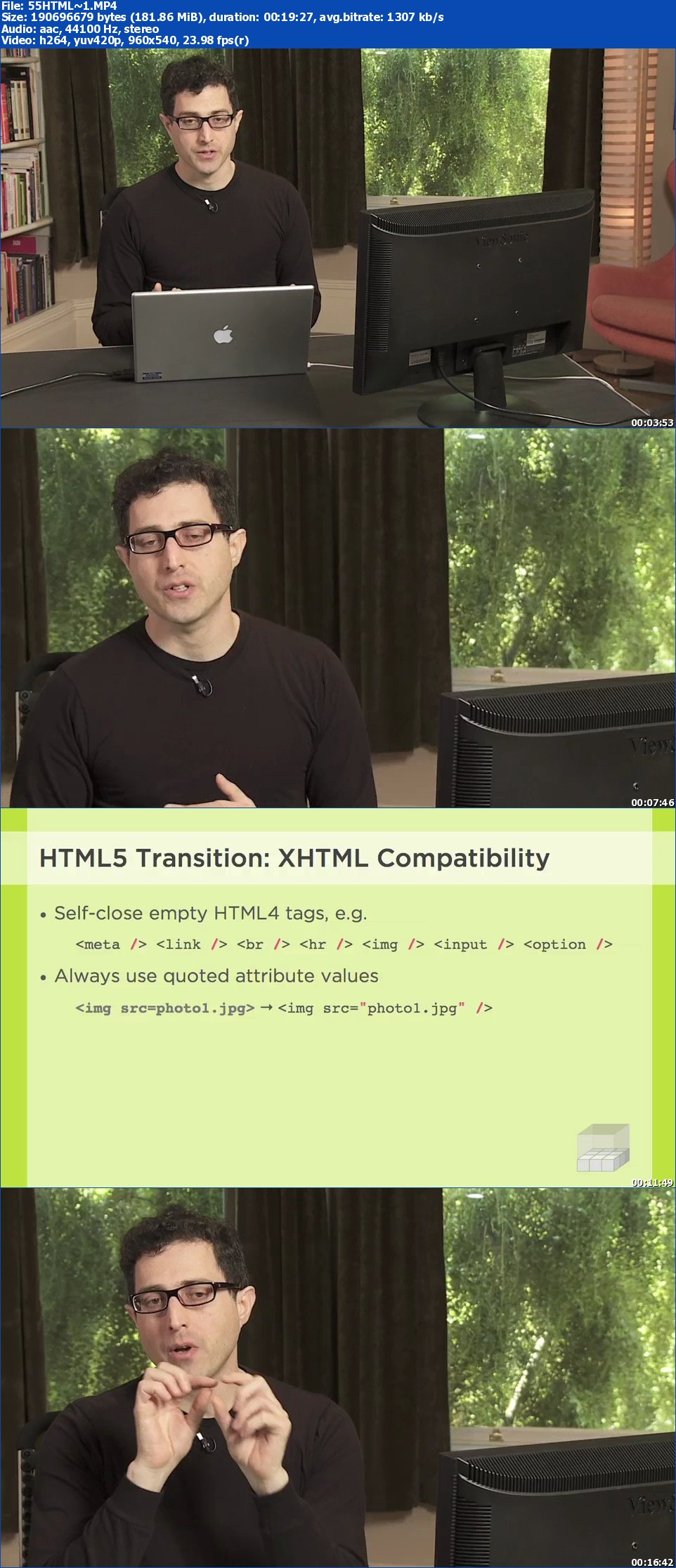 New Riders - HTML5 Now: A Step-by-Step Video Tutorial for Getting Started Today