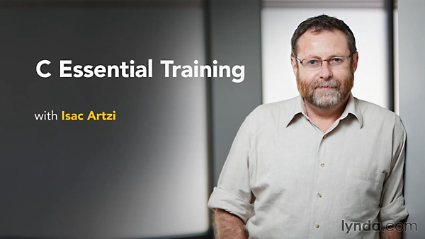 Lynda - C Essential Training