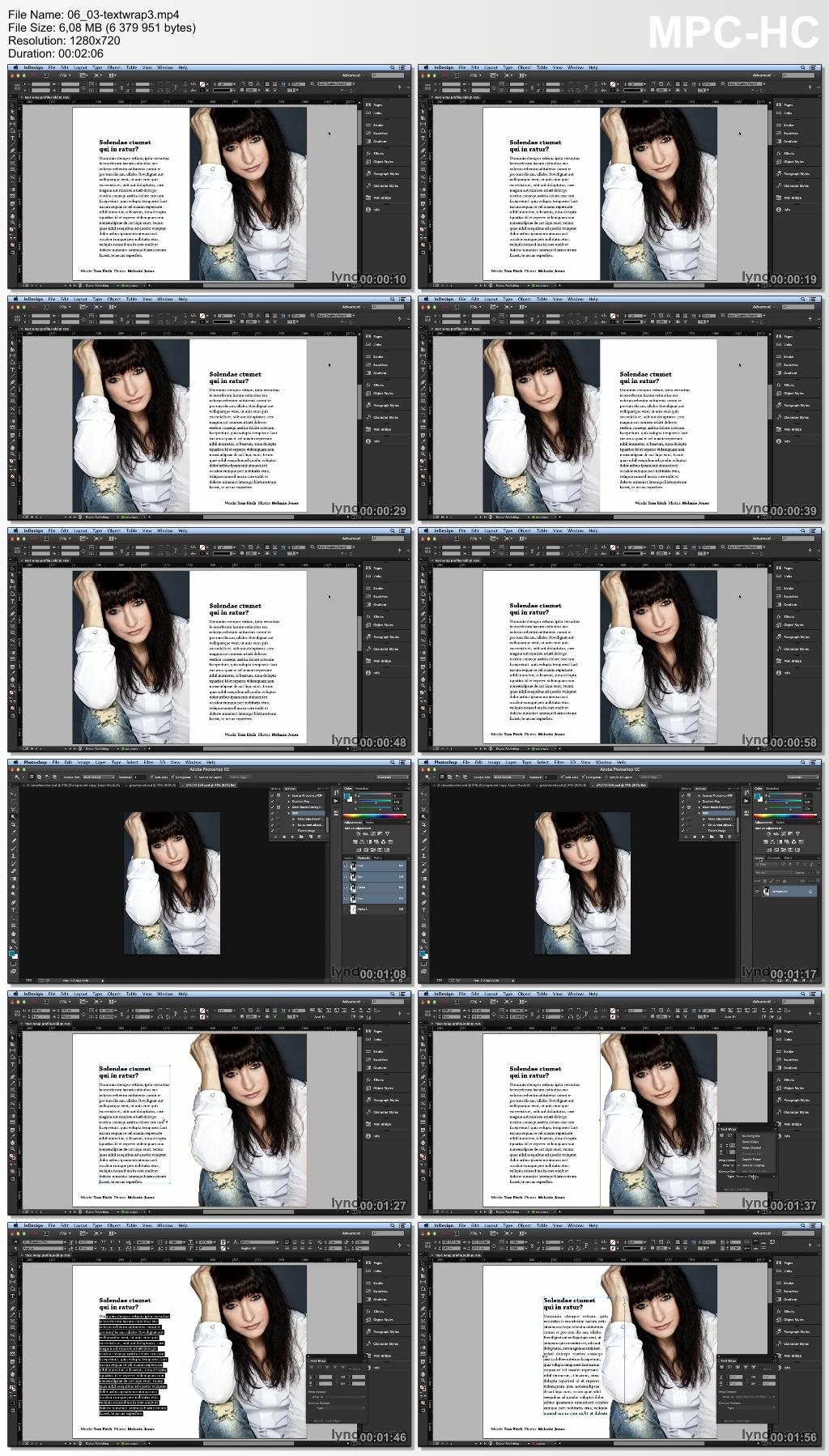 Lynda - Layout and Composition with InDesign