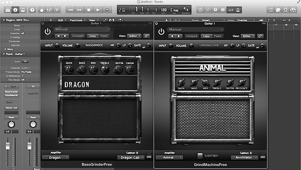 Audio-Assault BassGrinder (Win /Mac OS X)
