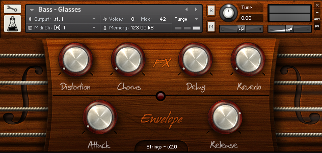 AudioThing Strings KONTAKT