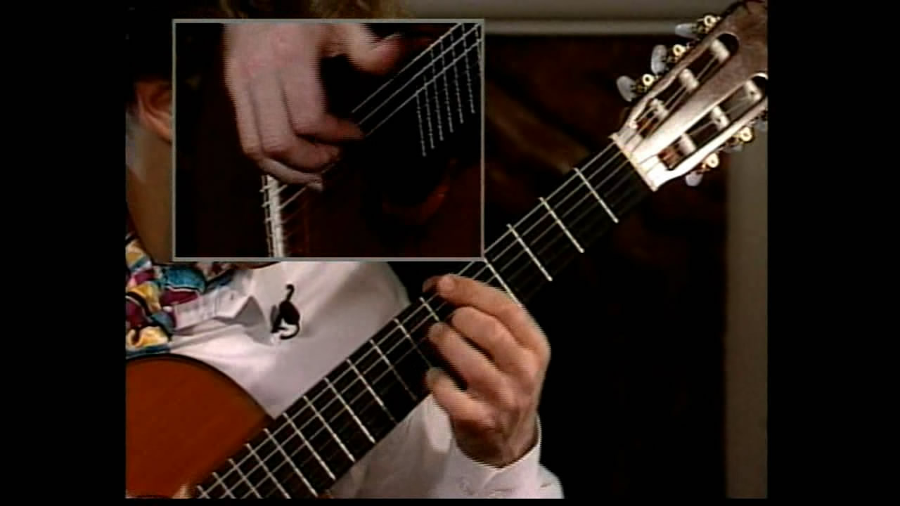 The Segovia Style Classical Guitar of the Maestro