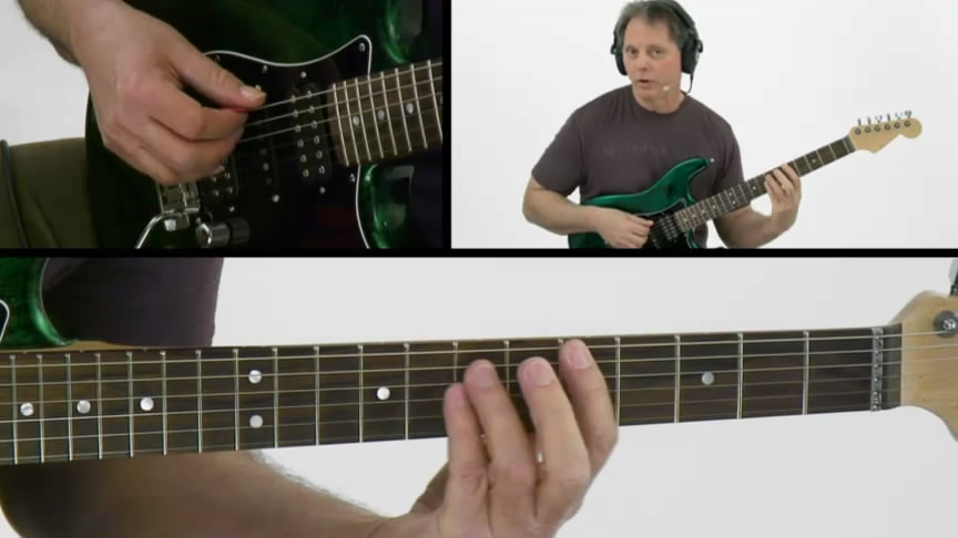 TrueFire - Guitar Lab: Power Chord Blues Riffs